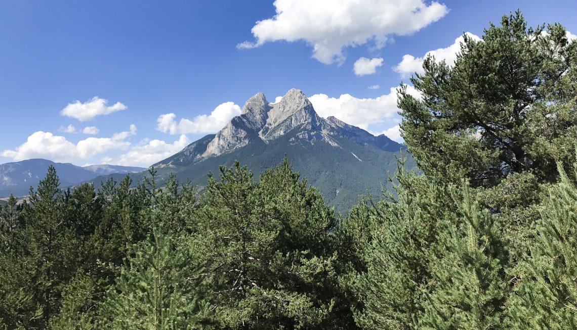 Pedraforca, montagna iconica della Catalunya